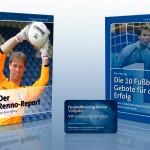 2 Fußballtraining Renno-Report Ausgaben zum Preis von NUR 38 Euro