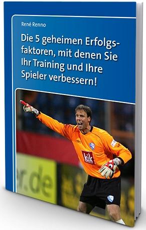 Fussballtraining Gratis-Report jetzt kostenlos anfordern!