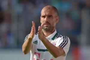 Fußballtrainer Pep Guardiola