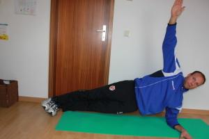 Fitnessplan - Krafttraining ohne Geräte für zu Hause 007