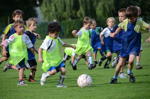 Kindertraining Fußball Bambini Fussballtraining