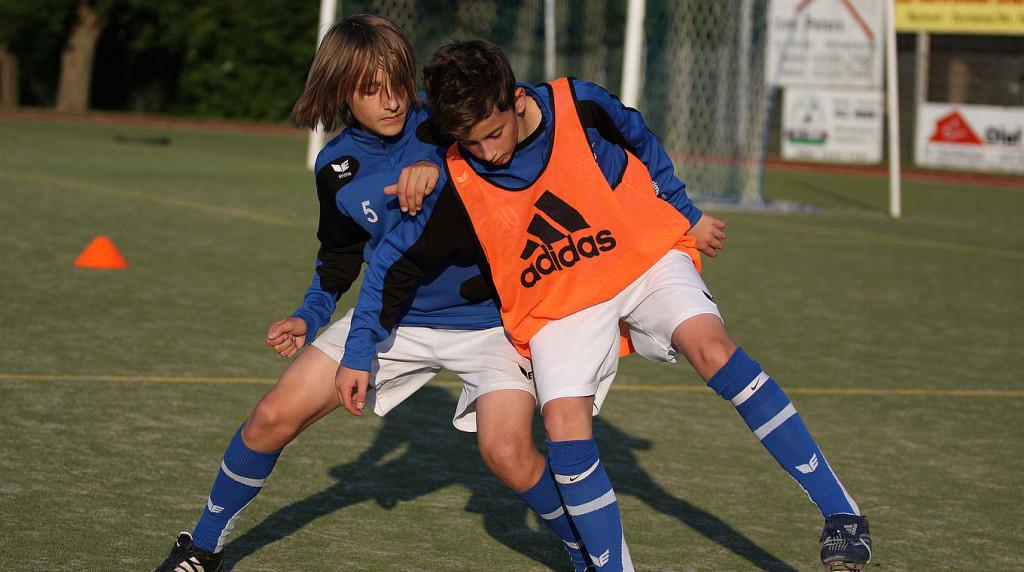 Kindertraining Fußball D Jugend Fussballtraining